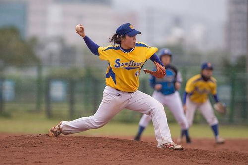 Women's baseball in Taiwan aiming to hit home run