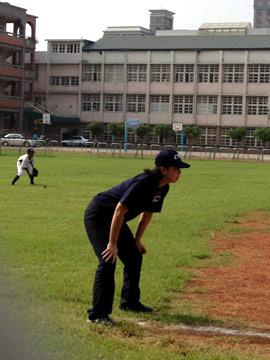 棒球比賽裁判