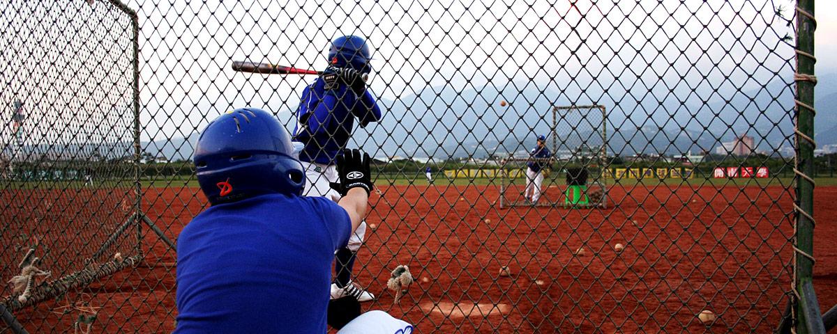 打棒球不是夢想 是日常