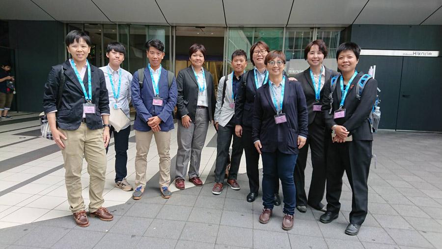 TWBAA日本參訪